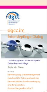 dgcc im Dialog