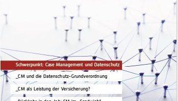 Datenschutz im CM – CM 01/2020